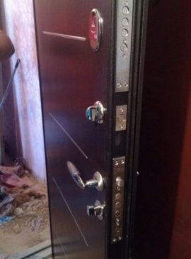 Супер Омега 7 – венге, открытая дверь